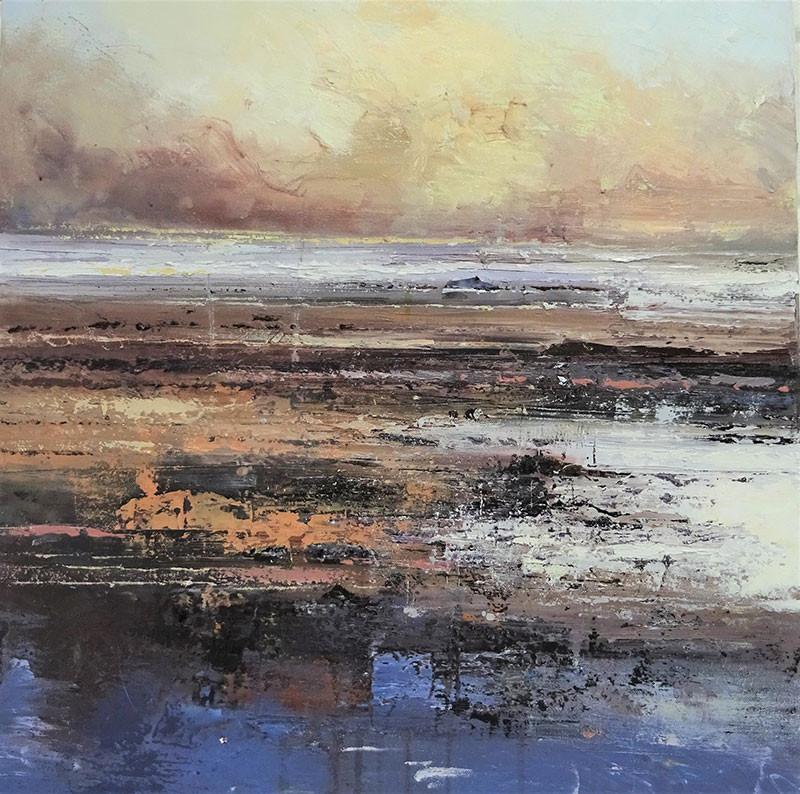 Claire-Wiltsher-Northern-lights-60x60cm