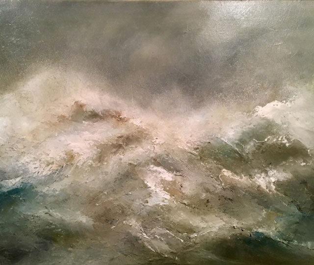 Stormy Weather by Jennie Slater