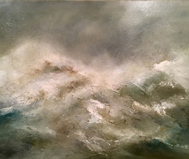 Jennie-Slater-Stormy-Weather-mixed-media_framed
