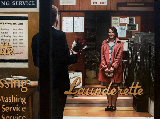 The Launderette by Will Rochfort