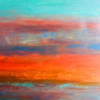 Coastal Abstract, Stewart Mechem