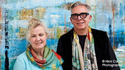 Stewart and Bev, Coastal Gallery