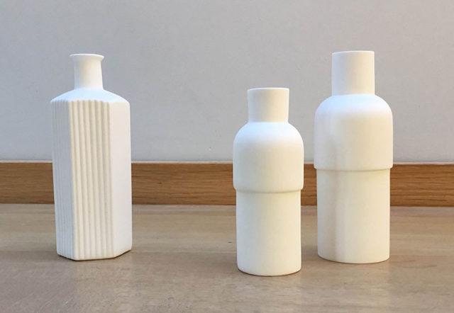 Three Tall Vessels by Gail Gulland