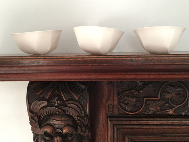 Three Vessels by Gail Gulland