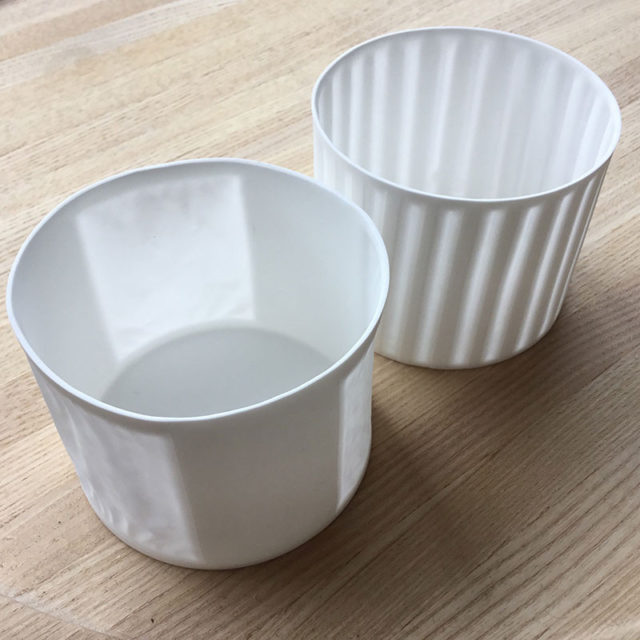 Two Bowls by Gail Gulland