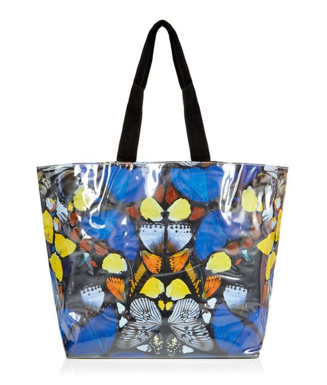 Damien Hirst bag by Damien Hirst