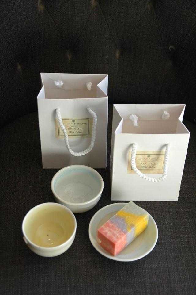Handmade Soaps by Caroline de Rothschild
