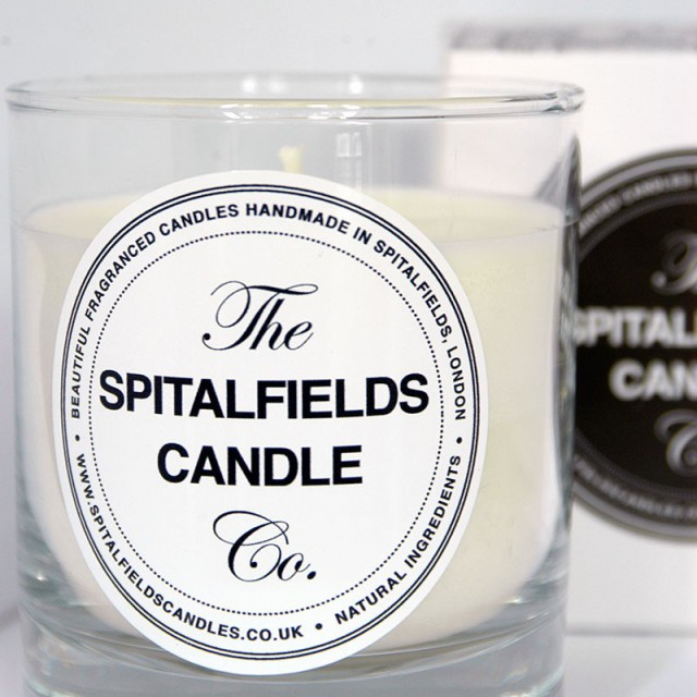 Spitalfields Candles by The Spitalfields Candle Company