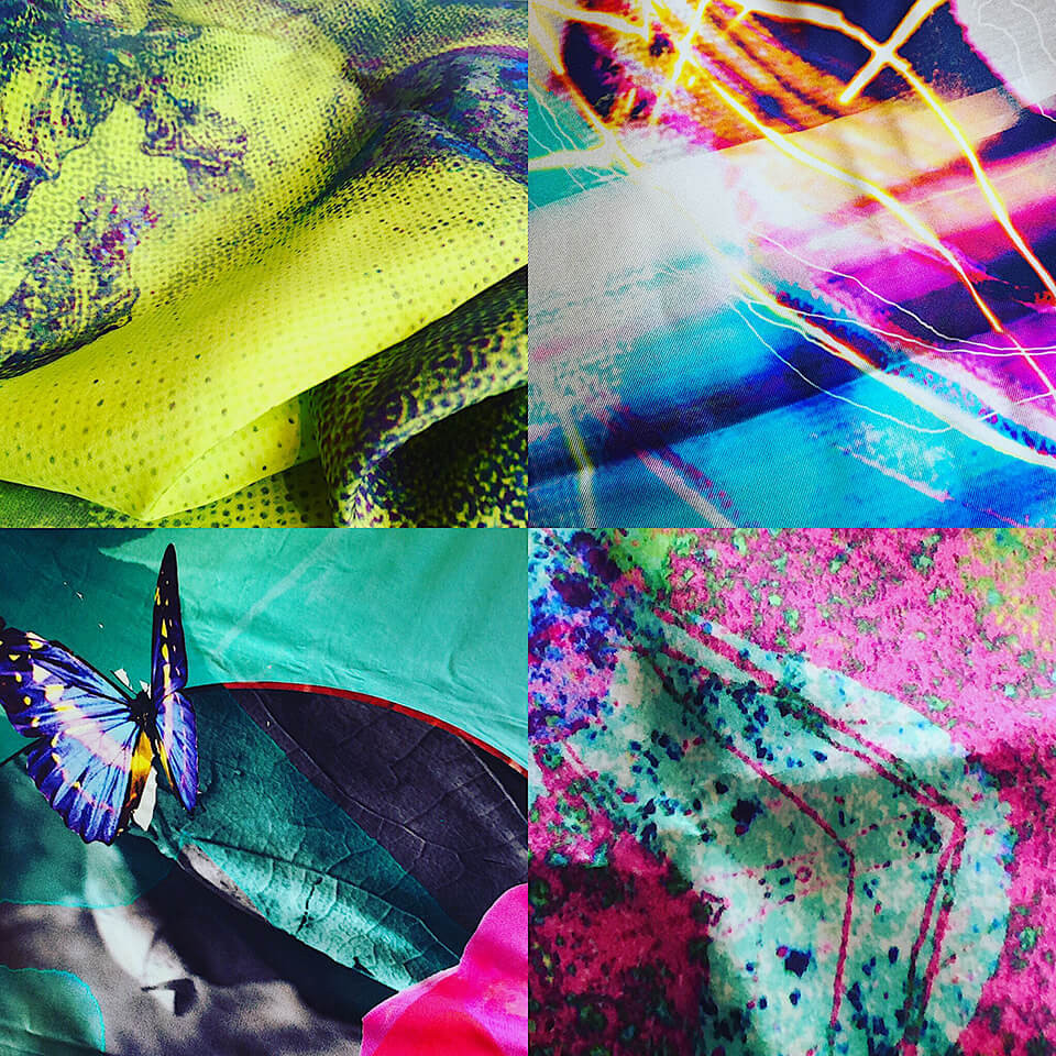 Miss Kiki Salon scarves
