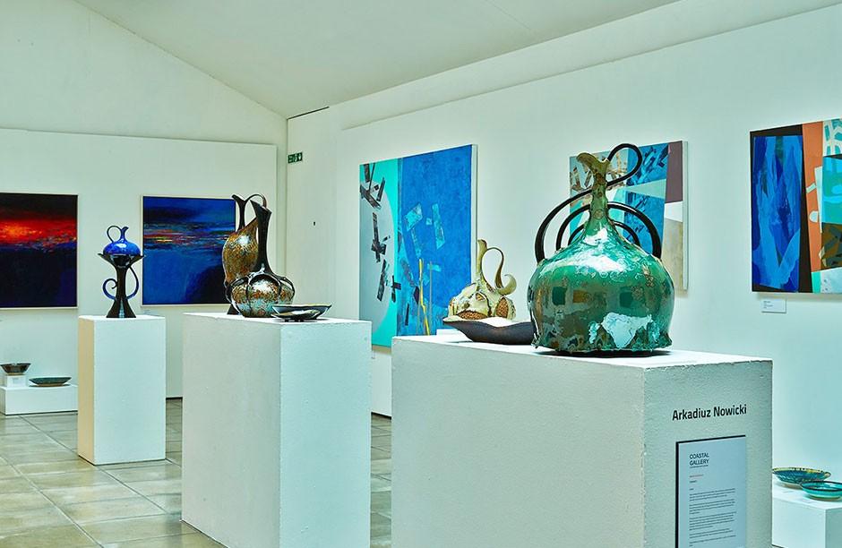 Coastal Gallery at ArtSway 2016