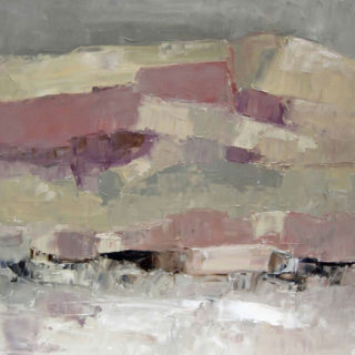 Anne-Toase-'Jurassic-Coast-14'-oil--on-canvas_framed