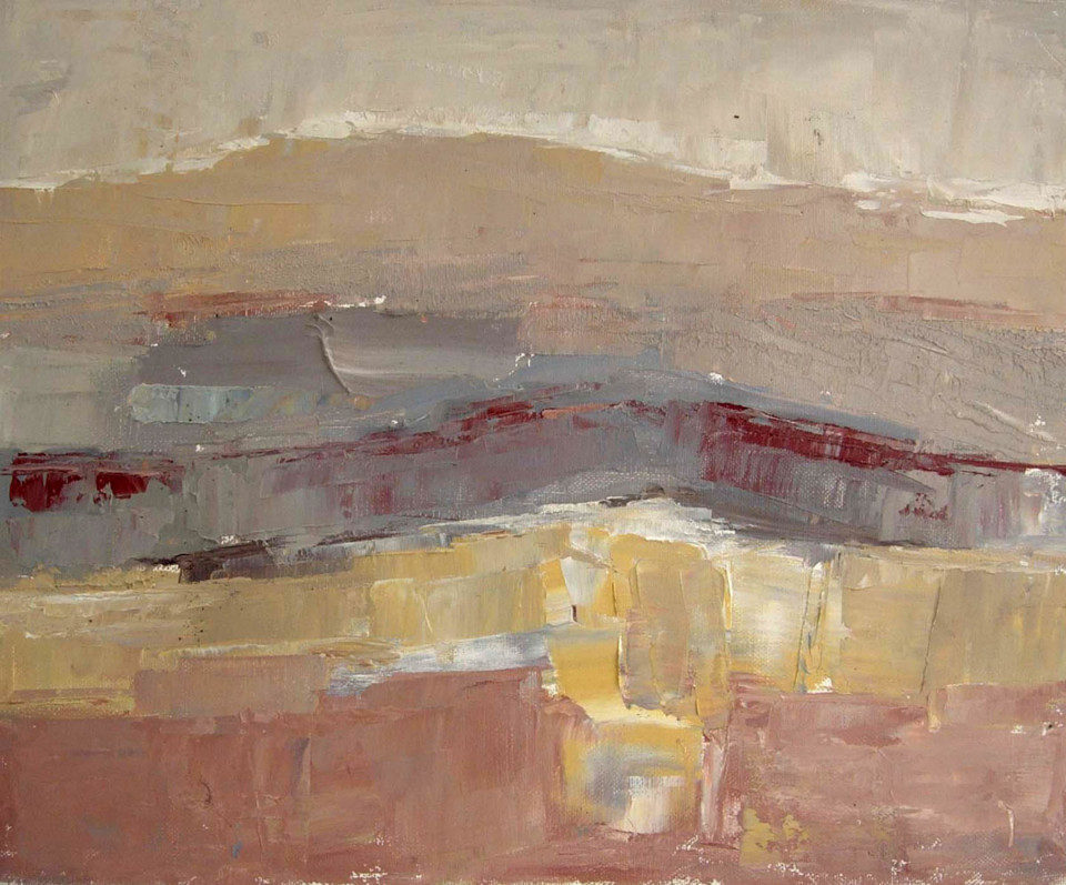 Anne-Toase-'Jurassic-Coast-20'-oil--on-canvas_framed
